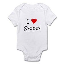 Cute Sydney Infant Bodysuit