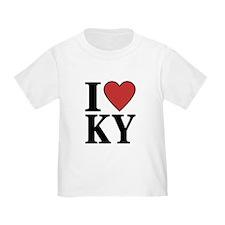 I Love Kentucky T