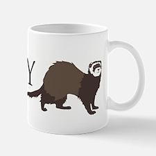 I Love My Ferret Mug