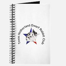 Cute Netherland dwarf Journal