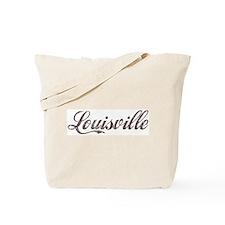 Vintage Louisville Tote Bag