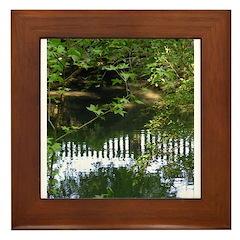 Mary Ewbank Framed Tile