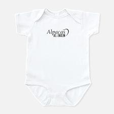 Alpaca Infant Bodysuit