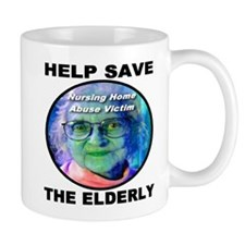 Help Save The Elderly Mug