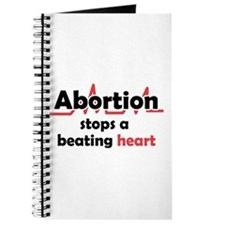 Abortion stops heart Journal