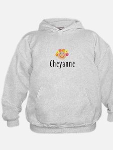 Cheyanne - Flower Girl Hoodie