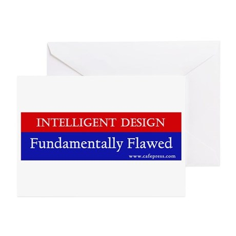 Fundamentally Flawed Greeting Cards (Pk of 10)