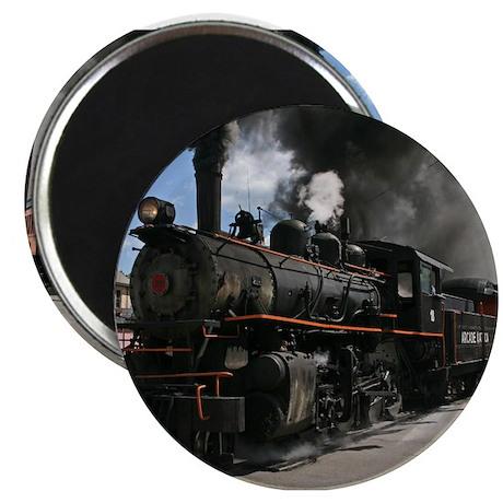 Steam Locomotive Magnet