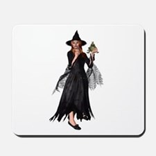 Witch Frog Mousepad