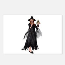 Witch Frog Postcards (Package of 8)