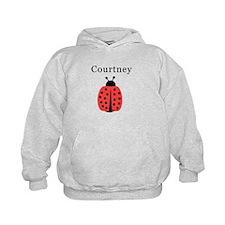 Courtney - Ladybug Hoodie