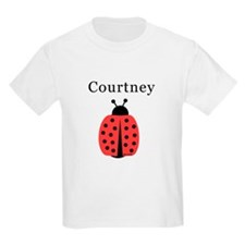 Courtney - Ladybug T-Shirt