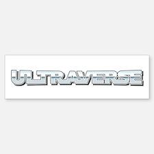 Ultraverse Bumper Bumper Bumper Sticker