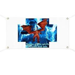 Demon Spirits Banner