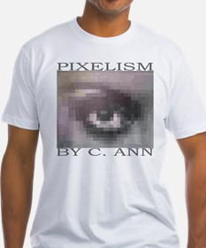 BETTY DAVIS Pixelism by C. Ann Shirt