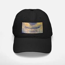 MONA LISA Pixelism Baseball Hat by C. Ann