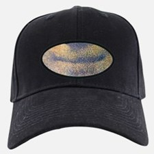 MONA LISA Pixelism Black Cap by C. Ann
