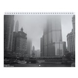 Black and white Wall Calendars