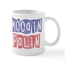 McCain Palin Retro Logo (2) Mug