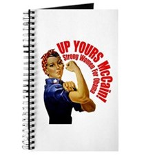 Up Yours McCain! Journal