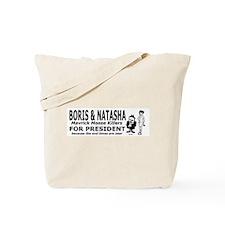 Boris and Natasha for Preside Tote Bag