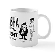 Boris and Natasha for Preside Mug