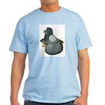 English Trumpeter Blue Light T-Shirt