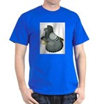 English Trumpeter Blue Dark T-Shirt