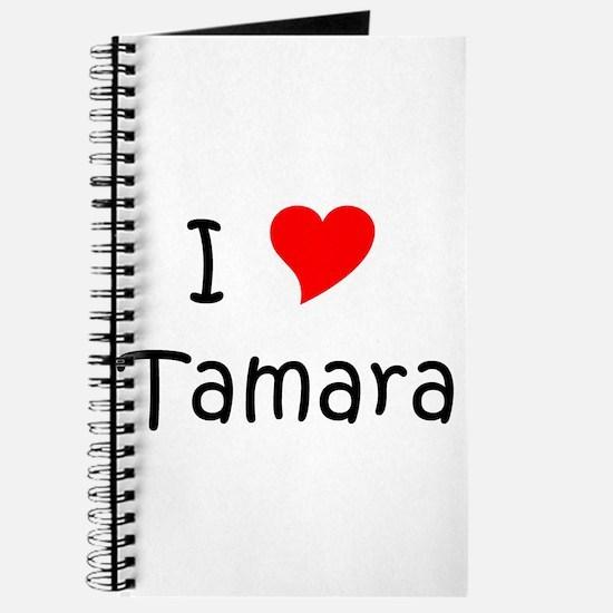 Unique Tamara Journal