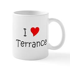 Terrance name Mug