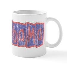 Retro Obama Logo Mug