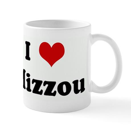 I Love Mizzou Mug