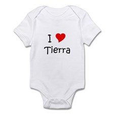 Cute Tierra Infant Bodysuit