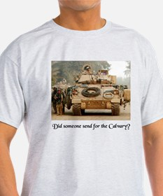 Send for the Calvary T-Shirt