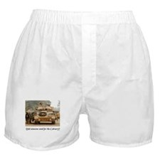 Send for the Calvary Boxer Shorts