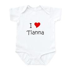 Funny Tianna Onesie