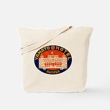 Yamato Hotel Mukden Tote Bag