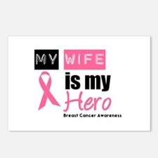 Breast Cancer Hero Postcards (Package of 8)