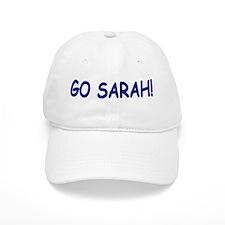 GO SARAH! Baseball Cap