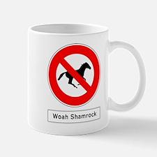 No Galloping Mugs