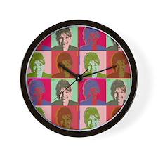 Palin 2008 Wall Clock