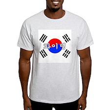 """aja aja Fighting!"" T-Shirt"