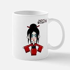 """""""Geisha""""Mug"""