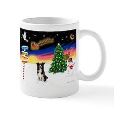 XmasSigns/BorderCollie 4 Mug