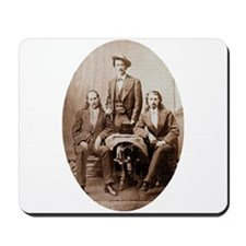 Buffalo Bill & Friends Mousepad