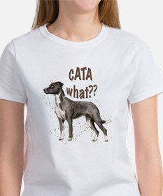 CATA WHAT Women's T-Shirt