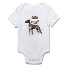 CATA WHAT Infant Bodysuit