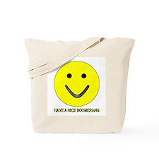 Nice boomerang Tote Bag