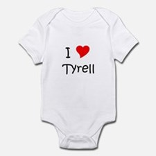 Cute Tyrell Infant Bodysuit