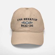 USS BELKNAP Baseball Baseball Cap